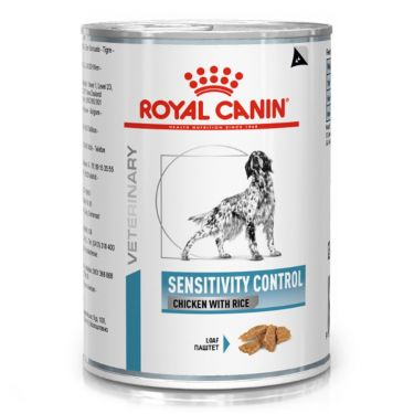 Royal Canin Vet Diet Dog Sensitivity Control Chicken & Rice