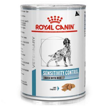 Royal Canin Vet Diet Dog Sensitivity Control Duck & Rice