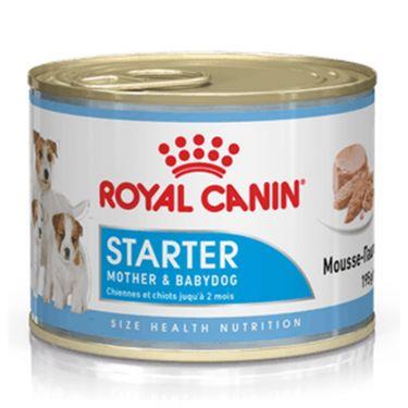 Royal Canin Starter Mousse Mother & Babydog Can