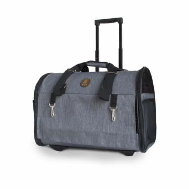 Ferribiella Trolley Bag Γκρί