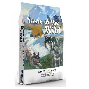 Taste of the Wild Pacific Stream Puppy με Καπνιστό Σολομό