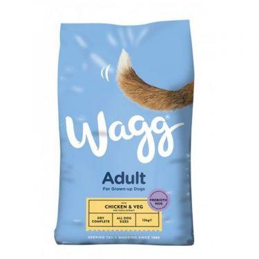Wagg Adult Chicken & Veg