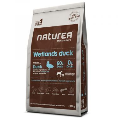 Naturea Wetlands Duck-Grain Free