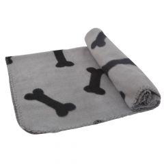 Nobleza Bone Blanket  S 75 x 75cm